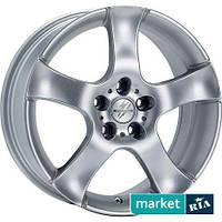 Литые легкосплавные диски Fondmetal 7200 Metallic Silver (R16 W7 PCD4x114.3 ET38 DIA56.6)