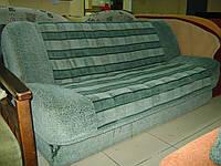Диван-книжка б/у, стильный диван б/у