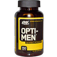 Витамины и минералы для мужчин опти-мен Opti-Men (150 tabs) US NEW!