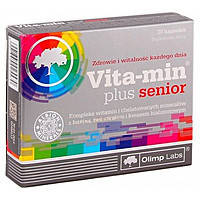 Витамины для мужчин Vita-Min Plus Senior (30 caps)