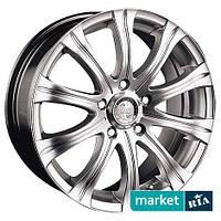 Литые легкосплавные диски Racing Wheels H-285 HS (R15 W7 PCD5x112 ET38 DIA66.6)
