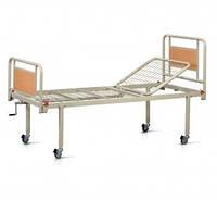Кровать функцирнальная двухсекционная  OSD93V на колесах