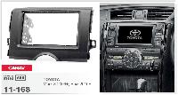 Переходная рамка CARAV 11-168 2 DIN (Toyota Mark X, Reiz)