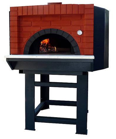 Печь для пиццы на дровах D140C Asterm (Болгария), фото 2