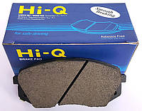 Колодки тормозные передние KIA Sportage 07-10 гг. Hi-Q (SP1196)