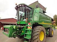 Зерноуборочный комбайн JOHN DEERE 9680 WTS 2003 года