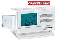 Программируемый терморегулятор Computherm Q7  RF  беспроводной (Венгрия)