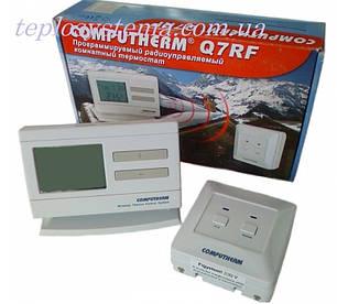 Программируемый терморегулятор Computherm Q7  RF  беспроводной (Венгрия), фото 2