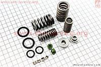 Клапанный рем. к-кт (пружины, сухари, тарелки) CB125cc