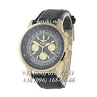 Часы Breitling Chronometre Navitimer Brown/Gold/Black - Gold