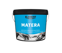 "Декоративна штукатурка, що створює ефект ""старої стіни"" Element Decor Matera"