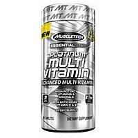 Акция. Витамины и минералы Platinum Multi Vitamin (90 caplets)