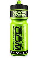Фляга Waterbottle WOD Crusher (600 ml green)