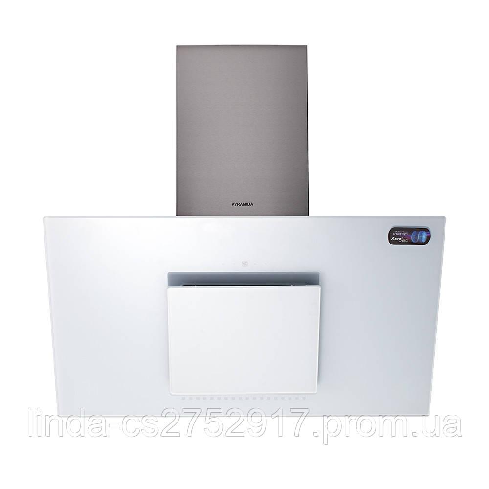 Кухонная вытяжка Pyramida HES 30 (D-900 MM) WHITE /AJ