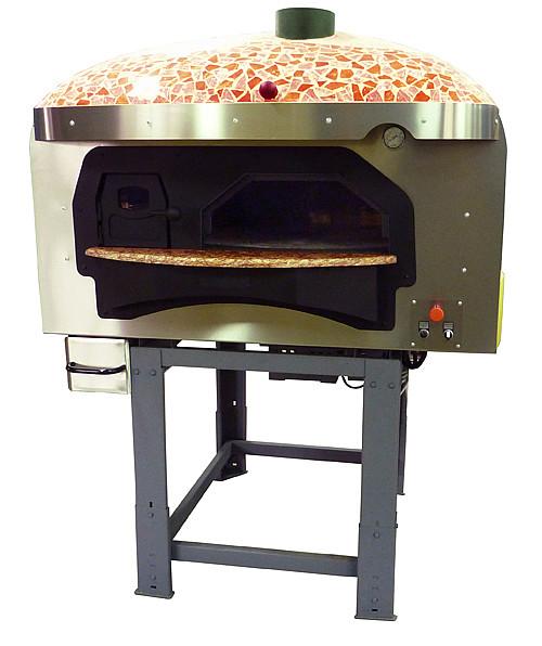 Печь для пиццы на дровах DR85K Asterm (Болгария)