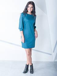 Красивое платье с жемчугом Медея
