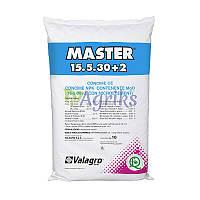 Минеральное удобрение Мастер 15+5+30 Valagro от 10 кг