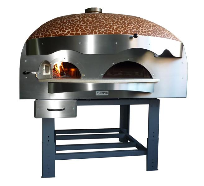 Печь для пиццы на дровах D120VK Asterm (Болгария)