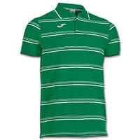 Поло зеленое Joma NAVAL 100202.452