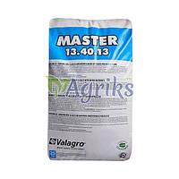 Минеральное удобрение Мастер 13+40+13 Valagro 25 кг