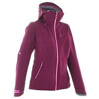 Куртка Forclaz 400 Quechua женская, темно-розовая