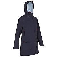 Куртка легкая 500 Tribord женская, темно-синяя