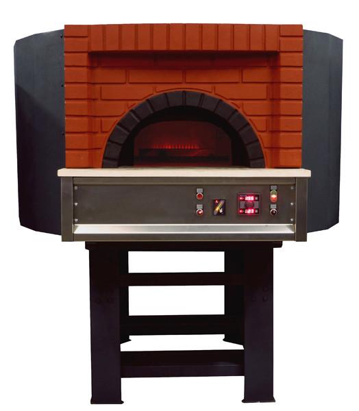 Печь для пиццы газовая G120C/S Asterm (Болгария)