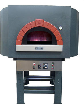 Печь для пиццы газовая G120C/S Asterm (Болгария), фото 2