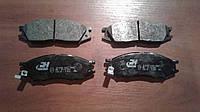 Передние тормозные колодки на Nissan Almera II (N16) 02-, фото 1