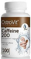 OstroVit Кофеин Caffeine 200 (100 caps)
