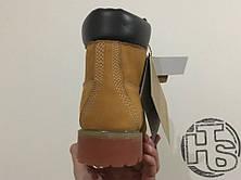 Женские ботинки реплика на меху Timberland Classic Boots, фото 3