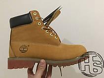 Женские ботинки реплика на меху Timberland Classic Boots, фото 2