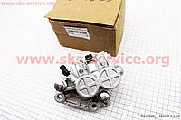 Суппорт тормозной передний двухпоршневой Lifan 125/150