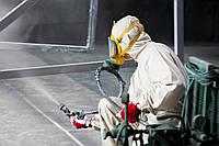Антикоррозионные работы по защите металлических и железобетонных конструкций