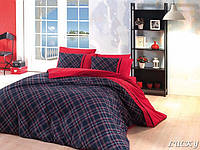 Комплект постельного белья First Choice Ranforce Deluxe Евро Lucky