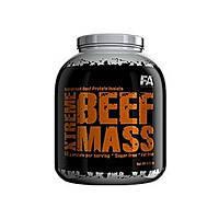 Гейнер говяжий Xtreme BEEF MASS (2,5 kg )