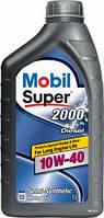 Олива моторна MOBIL SUPER 2000 X 1 DIESEL 10W40 /1л.
