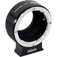 Metabones Olympus OM Mount Lens to Micro Four Thirds Lens Mounhirds Lens Mount Adapter (Black) (MB_OM-M43-BM1), фото 1