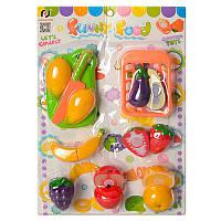 Детский Игровой Набор Продукты F6200 на липучке, Игрушечные продукты 6200