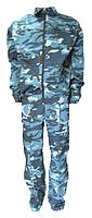 Камуфлированный костюм для сотрудников охранных структур (модель Альфа)