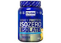USN Протеин Изолят ISOZERO Whey Protein (908 g ) + футболка в ПОДАРОК!