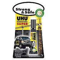 Клей для страз UHU (Super strong&Safe alleskleber), 7г