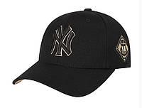 Бейсболка New York - РАЗНЫЕ ЦВЕТА!. Качественные бейсболки. Мужские бейсболки. Стильные кепки и бейсболки.