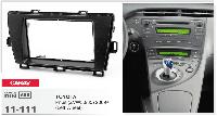 Переходная рамка CARAV 11-111 2 DIN (Toyota Prius)