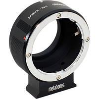 Metabones Olympus OM Mount Lens to Fujifilm X-Mount Camera Lens Mount Adapter (Black Matte) (MB_OM-X-BM1), фото 1