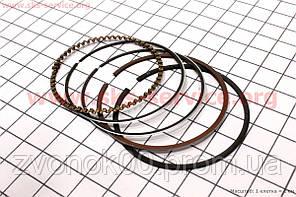 Кольца поршневые 100сс 50мм +0,25