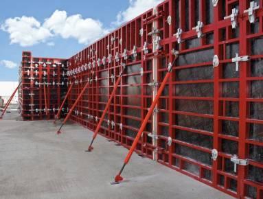 Вертикальная опалубка (с учетом комплектующих), фото 2