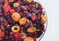 Компотная смесь №1 слива,яблоко,клубника,смородина,абрикос