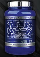 Протеин сывороточный вей протеин Scitec Nutrition100% Whey Protein1,85 kg