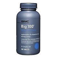 Витамин Б Big 100 (100 veg cap)